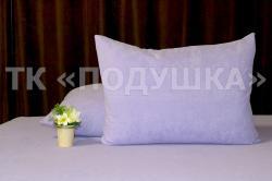 Купить фиолетовые махровые наволочки на молнии в Калуге