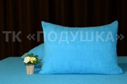 Купить голубые махровые наволочки на молнии в Калуге