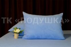 Купить синие махровые наволочки на молнии в Калуге