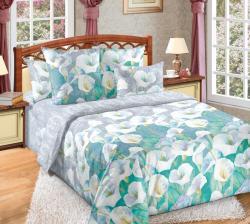 Купить постельное белье из бязи «Ода любви» в Калуге